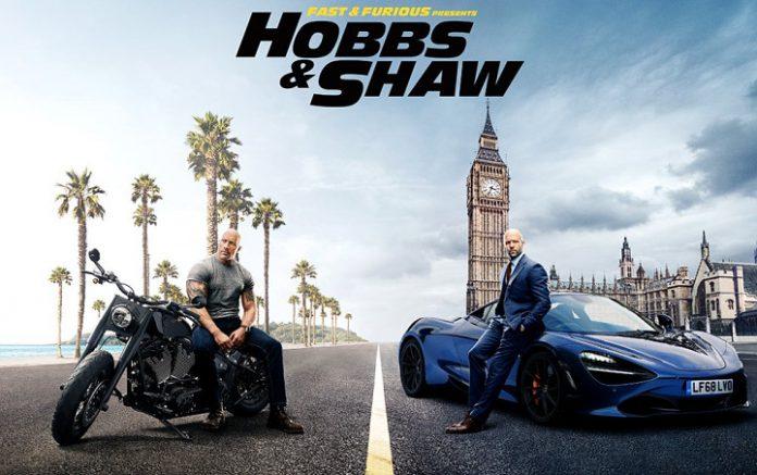PENUH AKSI! Film Hobbs & Shaw, Jadi Spin-off Pertama Fast & Furious