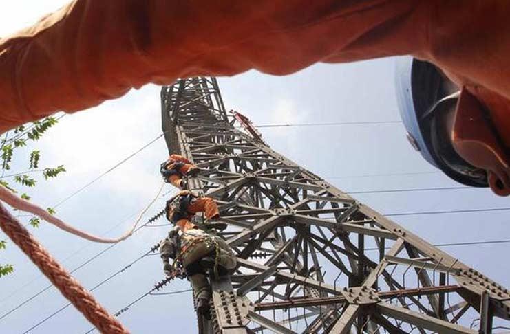 listrik padam dijabodetabek dan sebagian pulau jawa