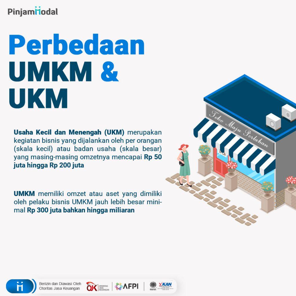 Perbedaan UMKM dan UKM