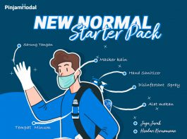 Persiapan Menyambut New Normal