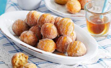 Usaha Makanan Viral Asal Yunani Donut Lukumades