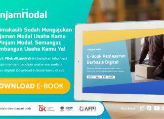E-Book Gratis Untuk Bekali Usaha Kamu