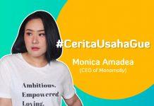 Sosok Inspiratif Monica Amadea Pengusaha Muda di Bidang Fashion